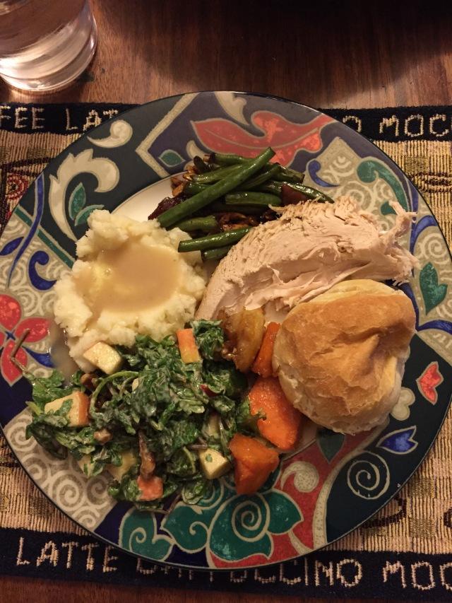 Tasty thanksgiving